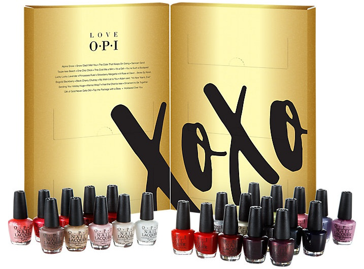 OPI Advent Calendar 2017