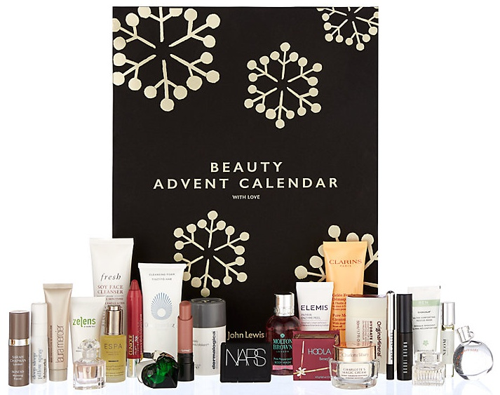 john-lewis-beauty-advent-calendar-2017