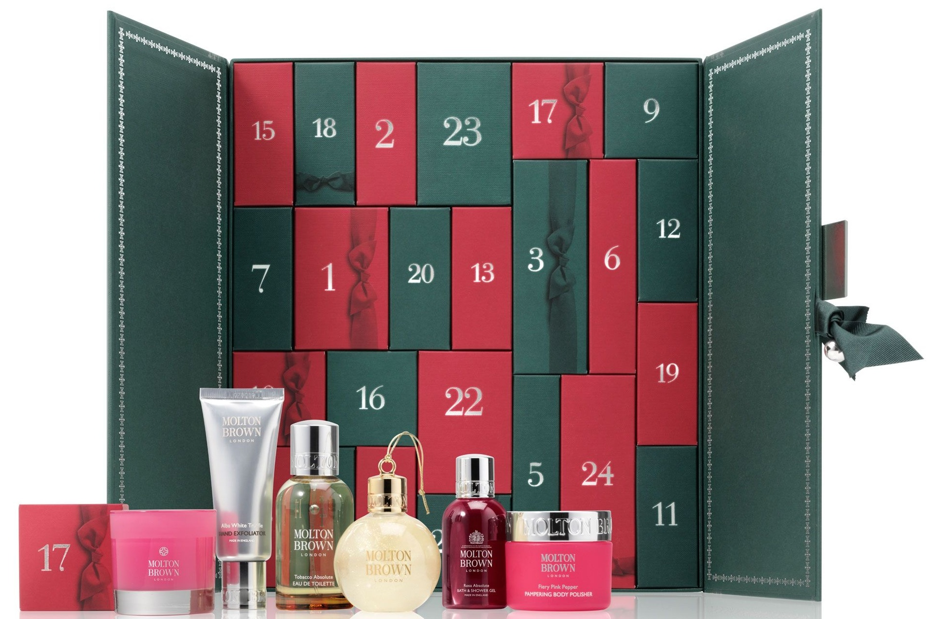 beauty advent calendar 2017 marks spencer liberty