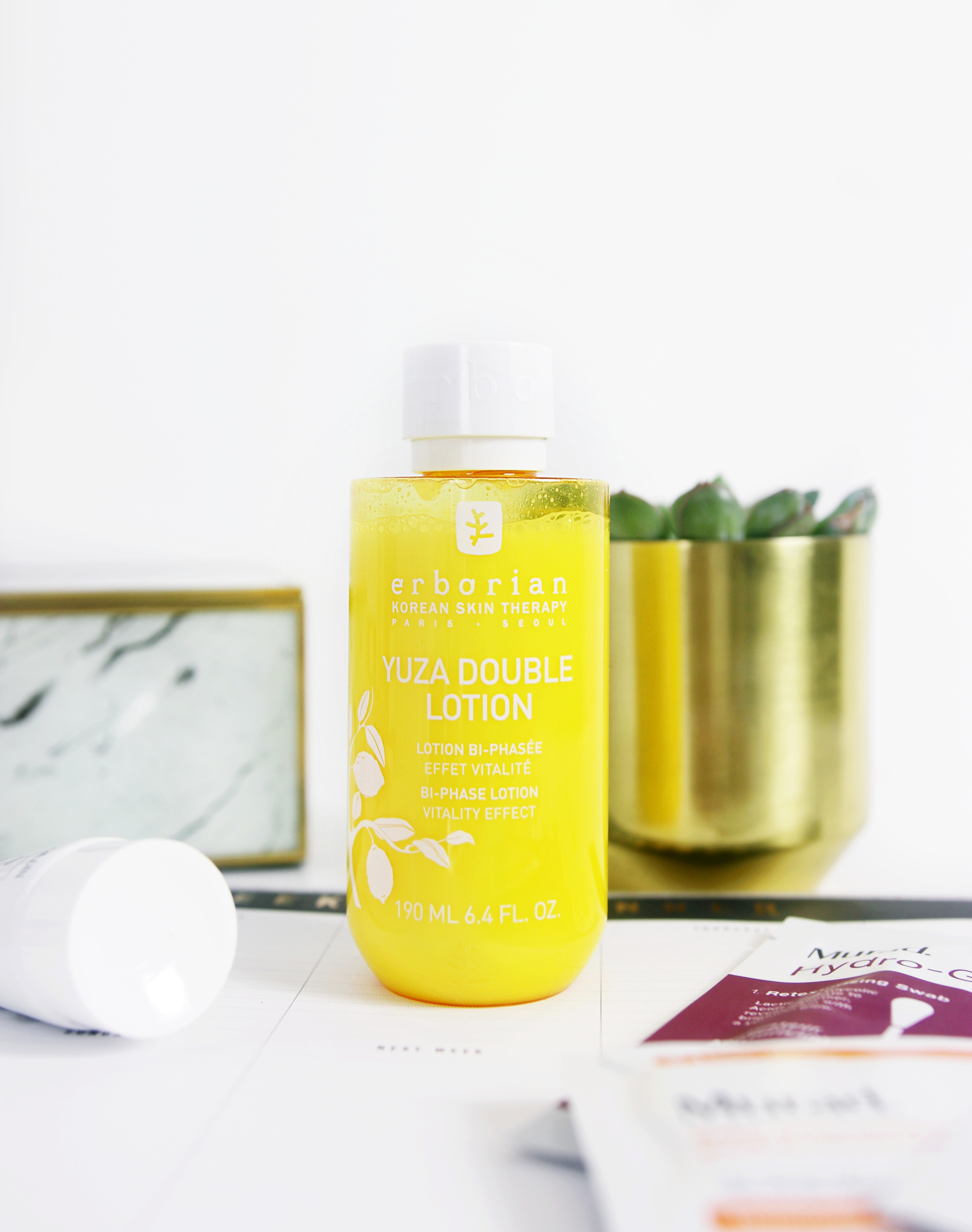 Erborian Yuzu Double Lotion Best Products For Dehydrated Skin