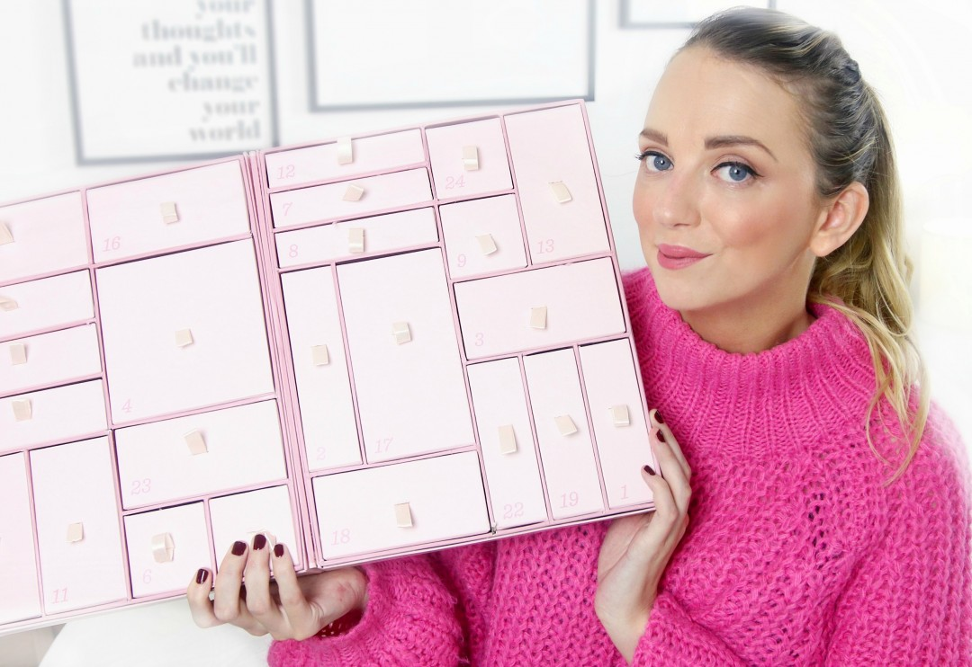 beauty advent calendar unboxings