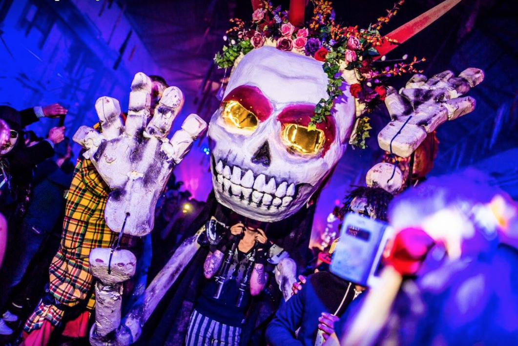 Festival Of The Dead - Halloween in London