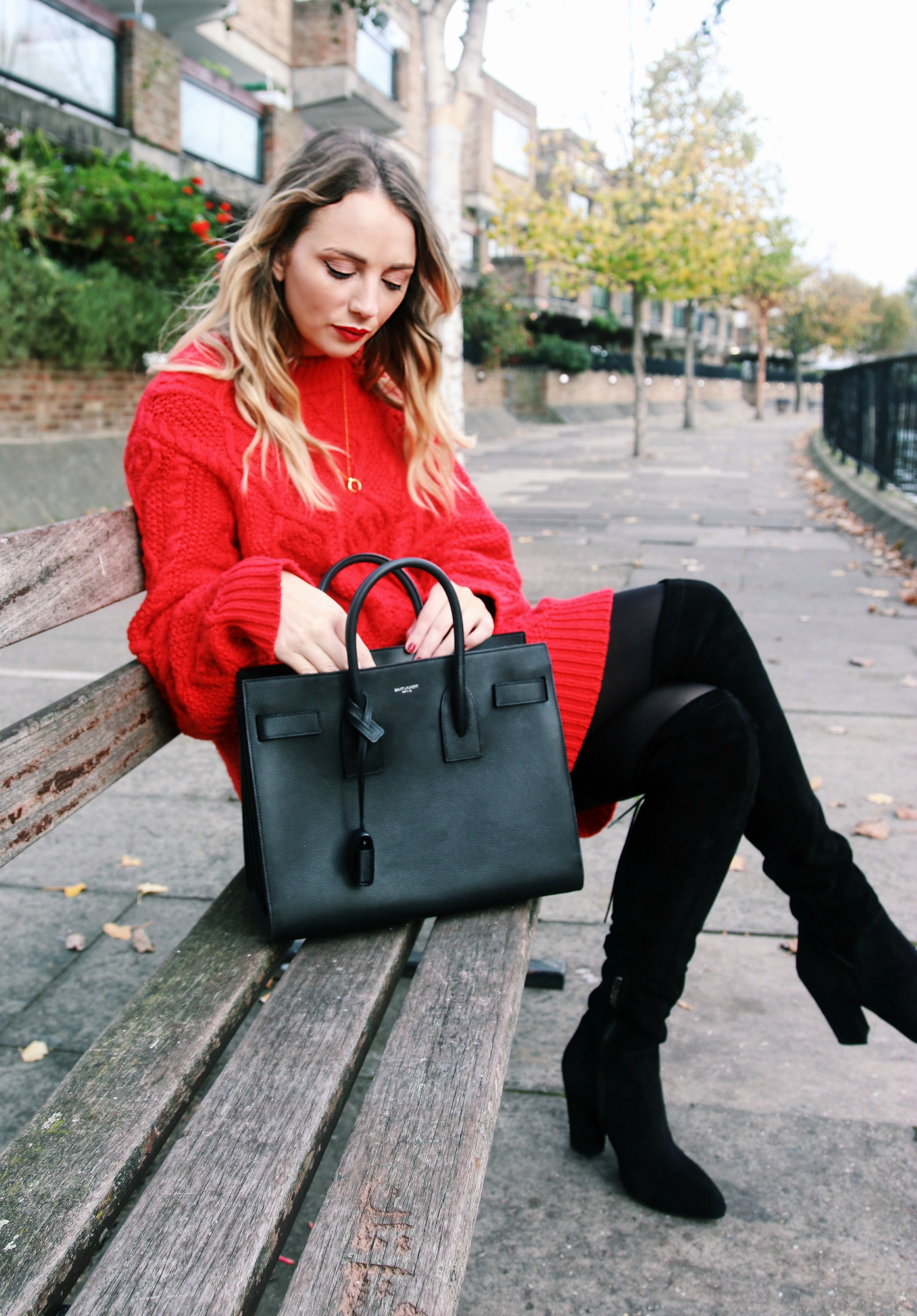 Saint Laurent Sac de Jour - London Lifestyle Blogger