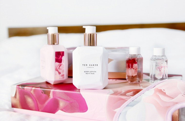 Ted Baker The Porcelain Rose Garden Collection Review Boots Star Gift - UK Beauty Blogger The LDN Diaries