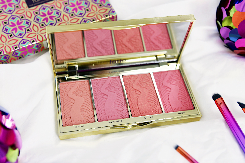 Tarte Blush Palette - Christmas Gift ideas For Her - UK Lifestyle Blog