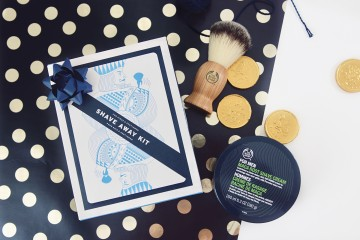 Body Shop Mens Set - Christmas Gift Ideas For Him