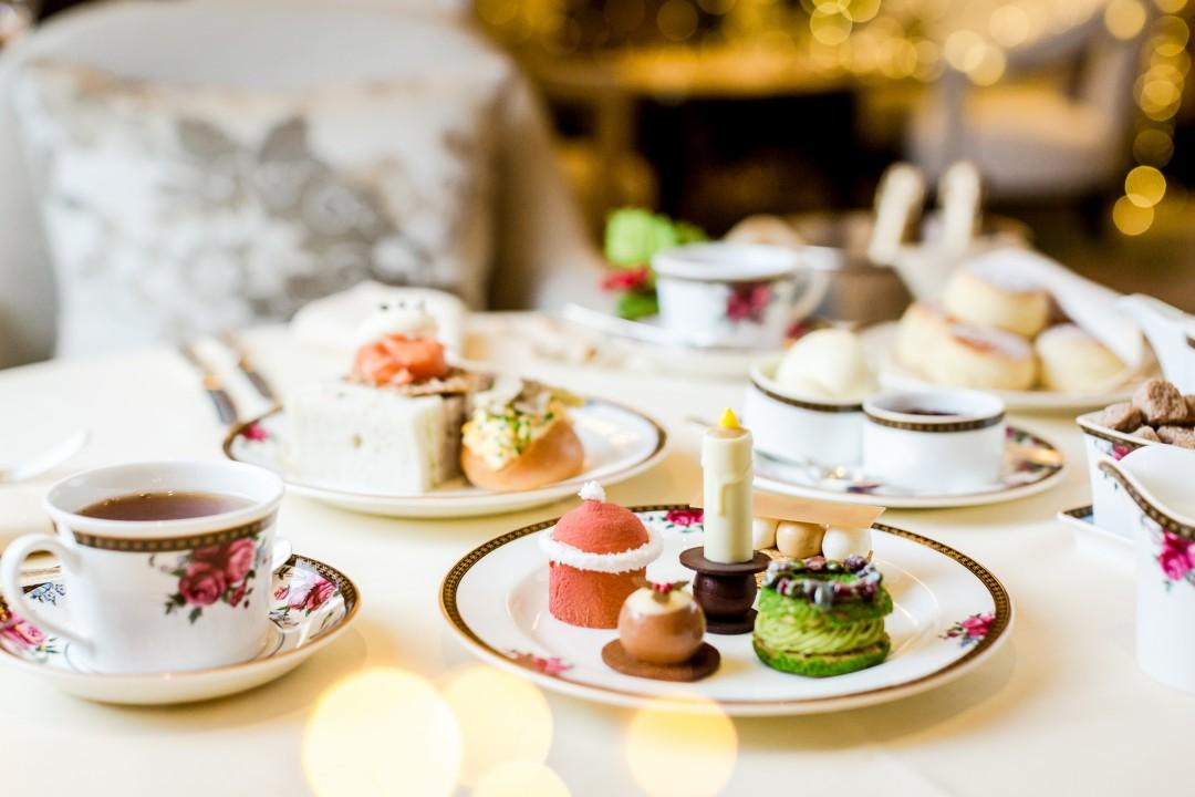 The Langham Festive High Tea
