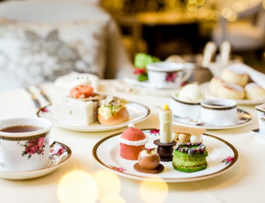 The Langham Festive High Tea
