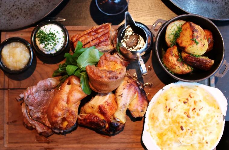 Soul Sunday Roast at Madison London Lifestyle Blog