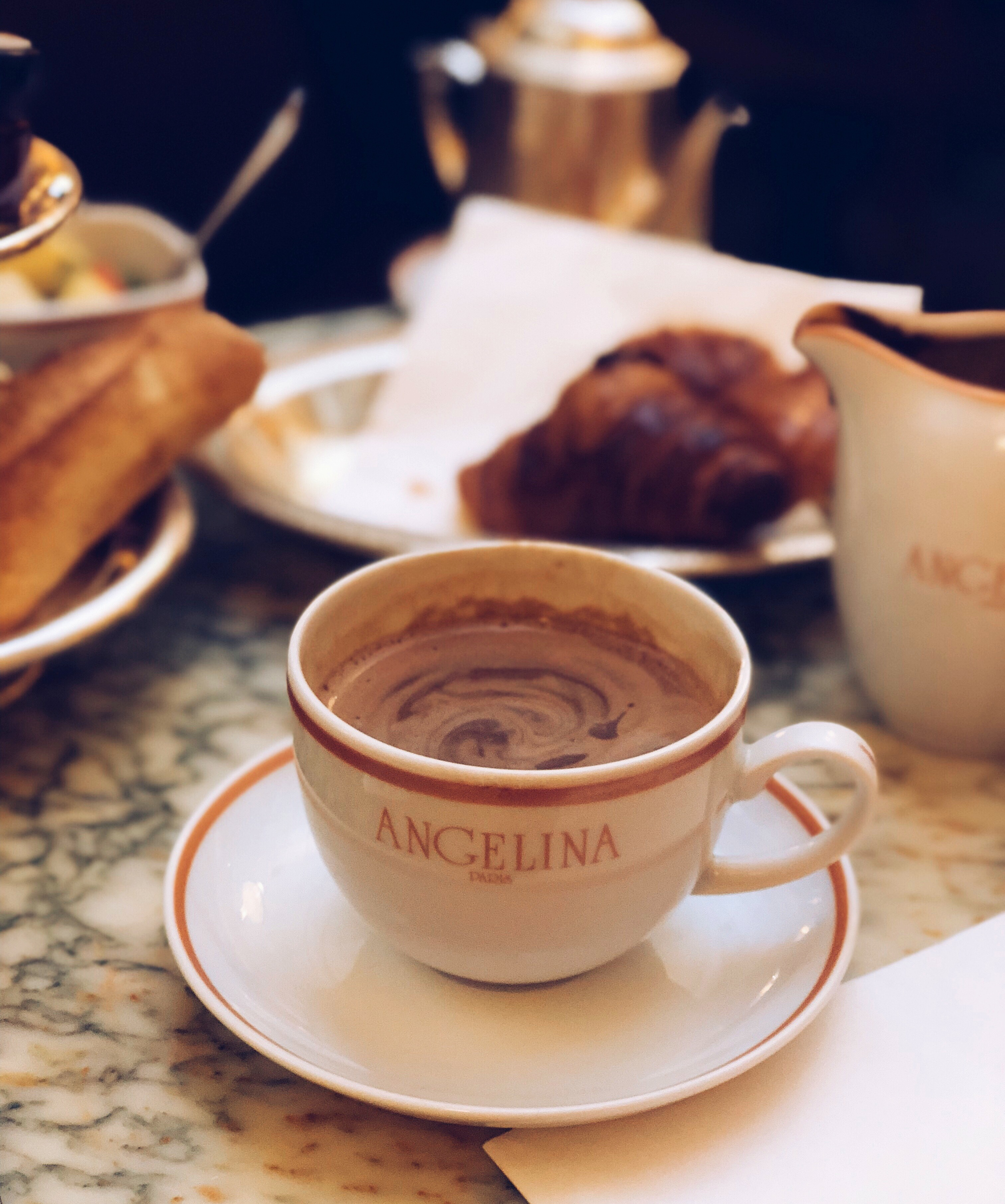 Angelina Hot Chocolate Paris