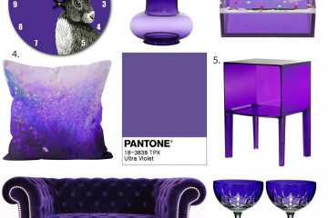 Pantone Colour Of The Year Ultra Violet
