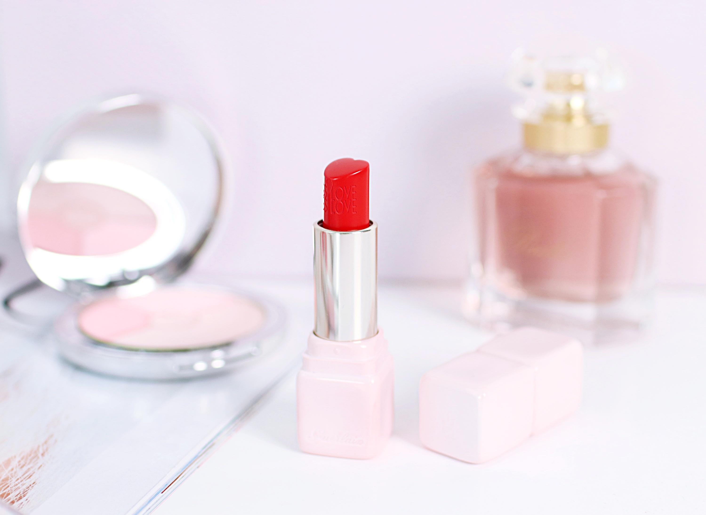 Guerlain Kiss Kiss heart Lipstick Spring 2018 Review