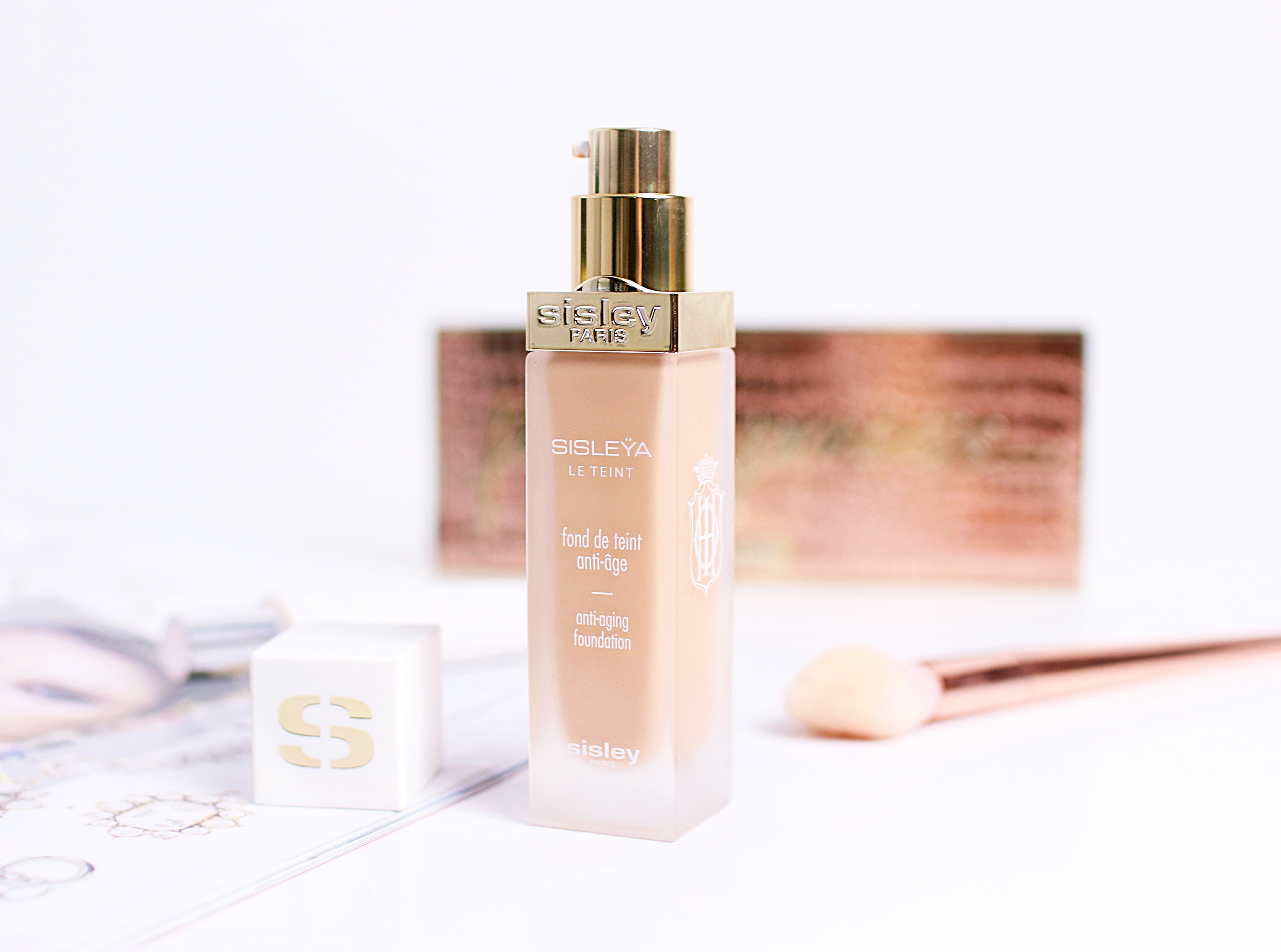 Sisleya le teint anti-ageing foundation review