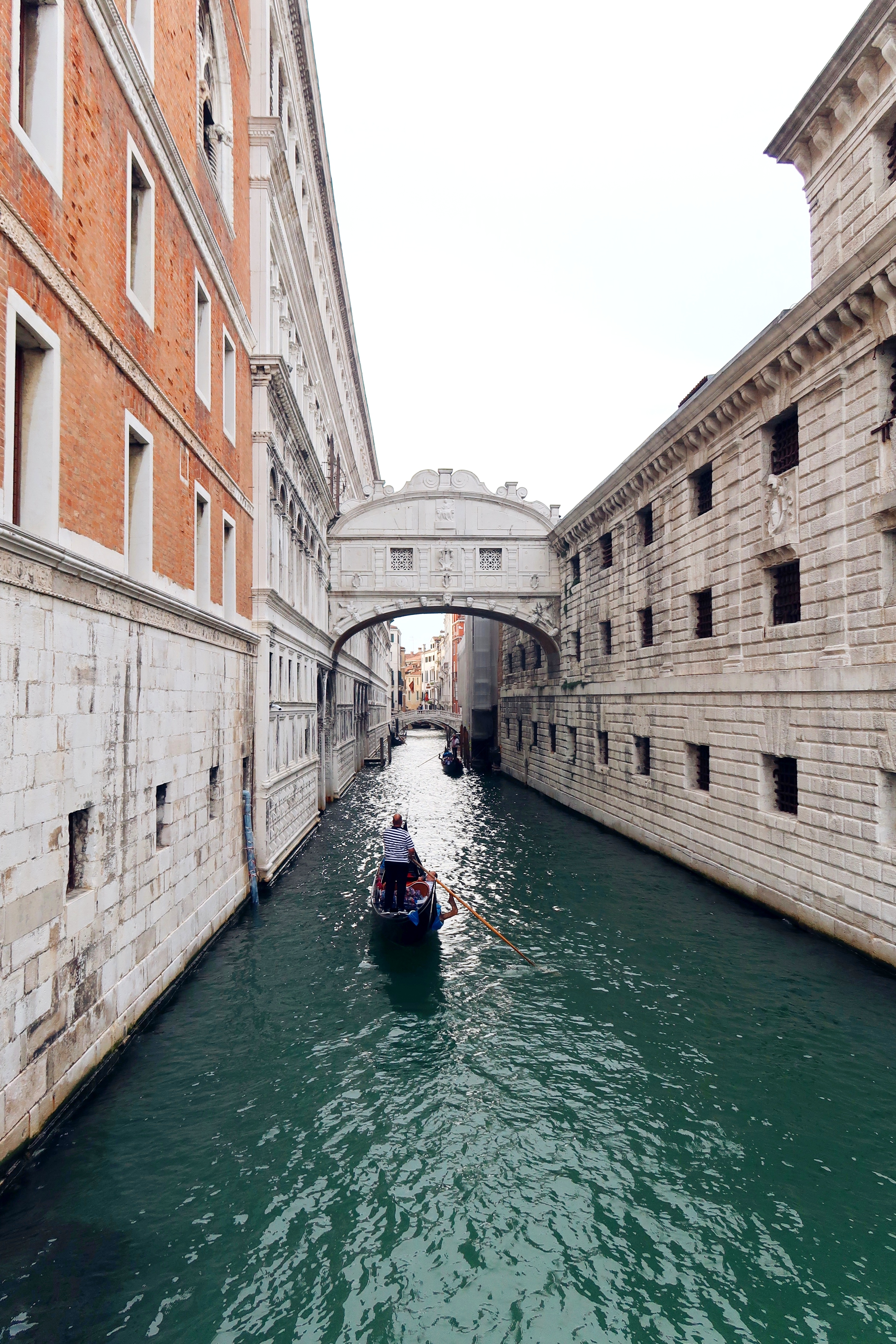 Bridge of Sighs Venice The LDN Diaries Travel Blogger
