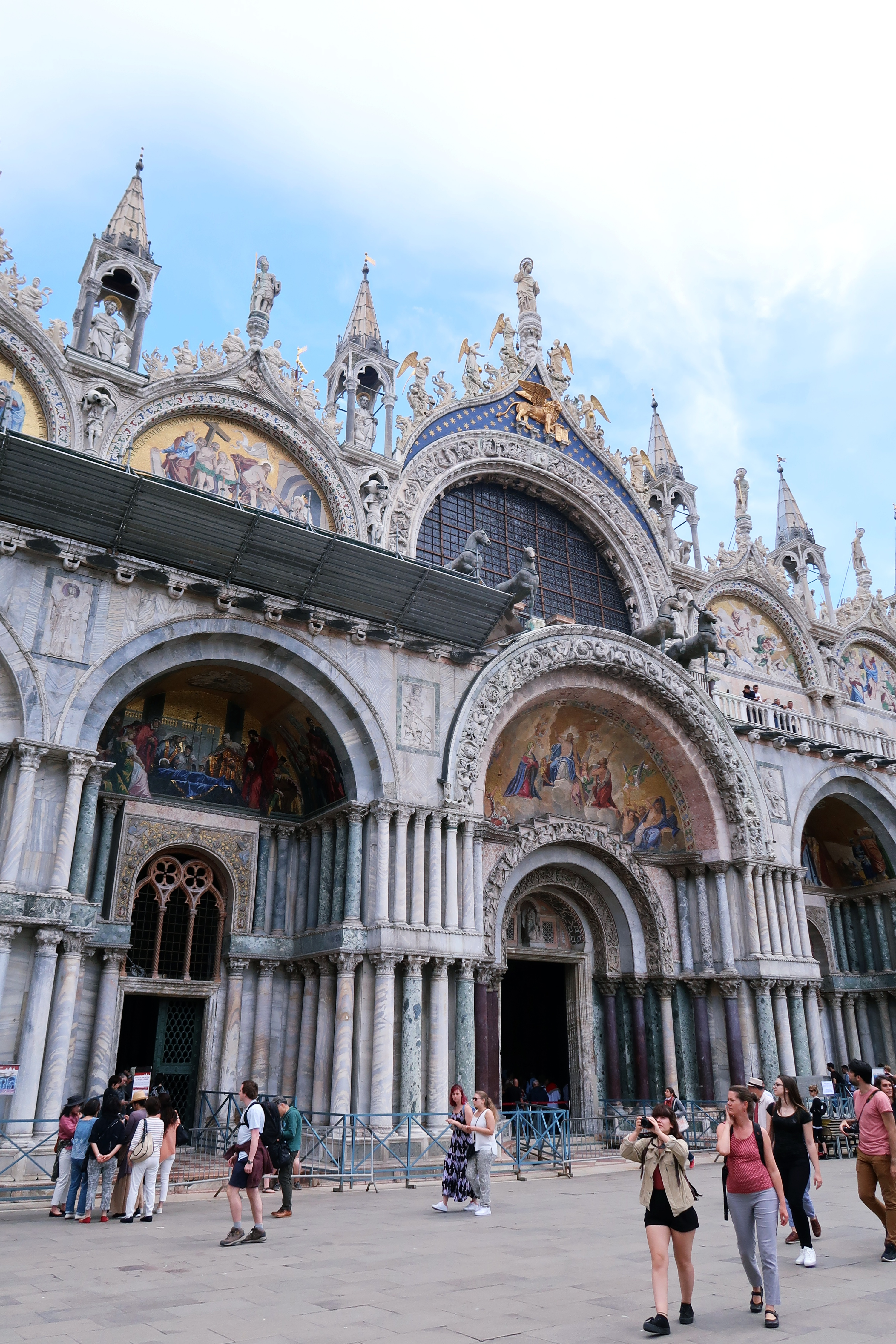Basilica San Marco Piazza San Marco Venice - Travel Blogger - The LDN Diaries