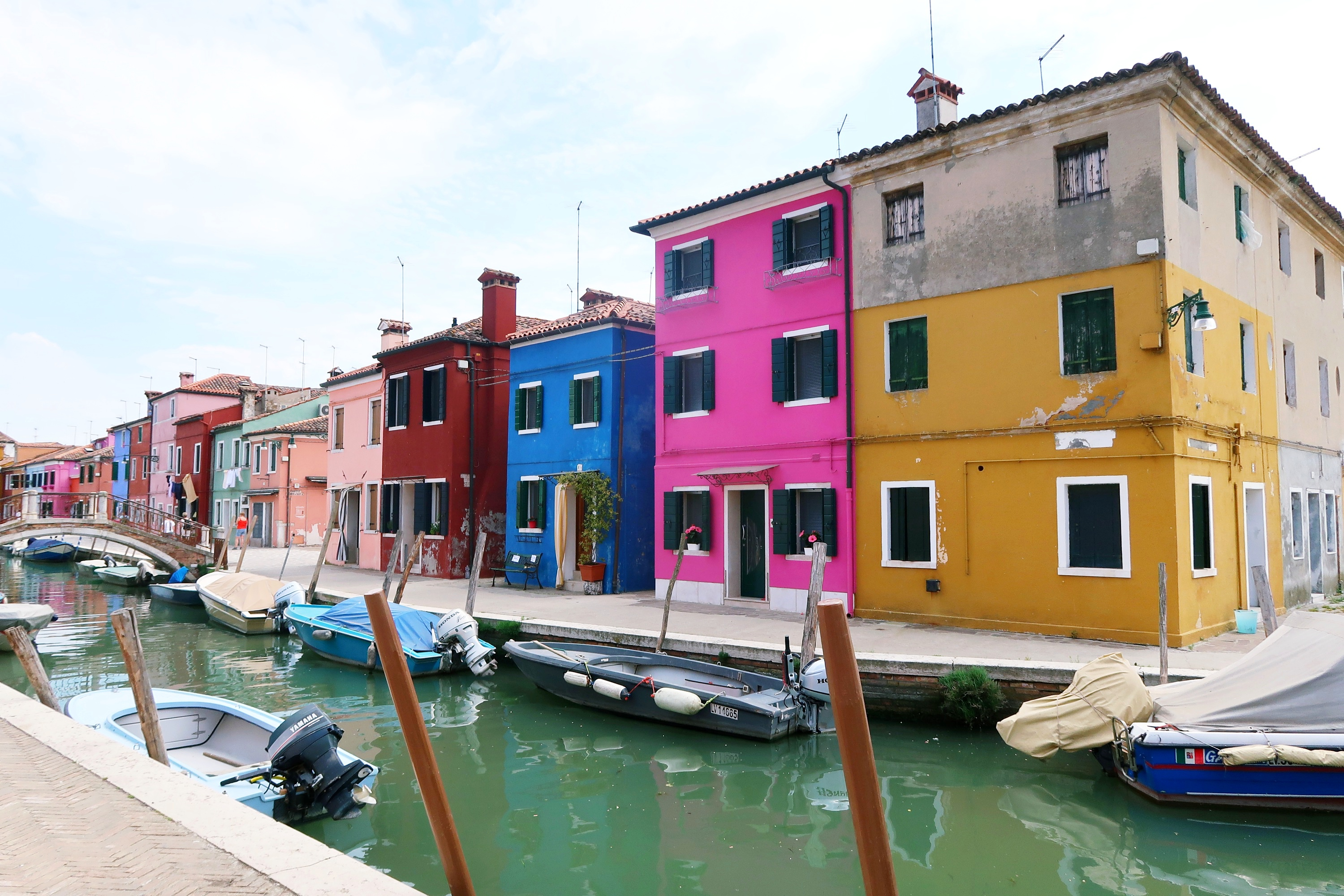Burano Venice Italy - The LDN Diaries Travel Blog