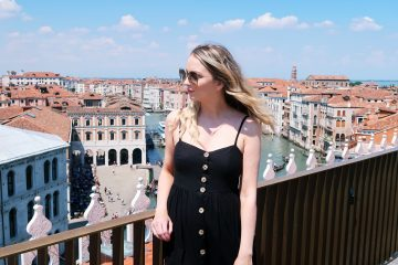 A weekend in Venice