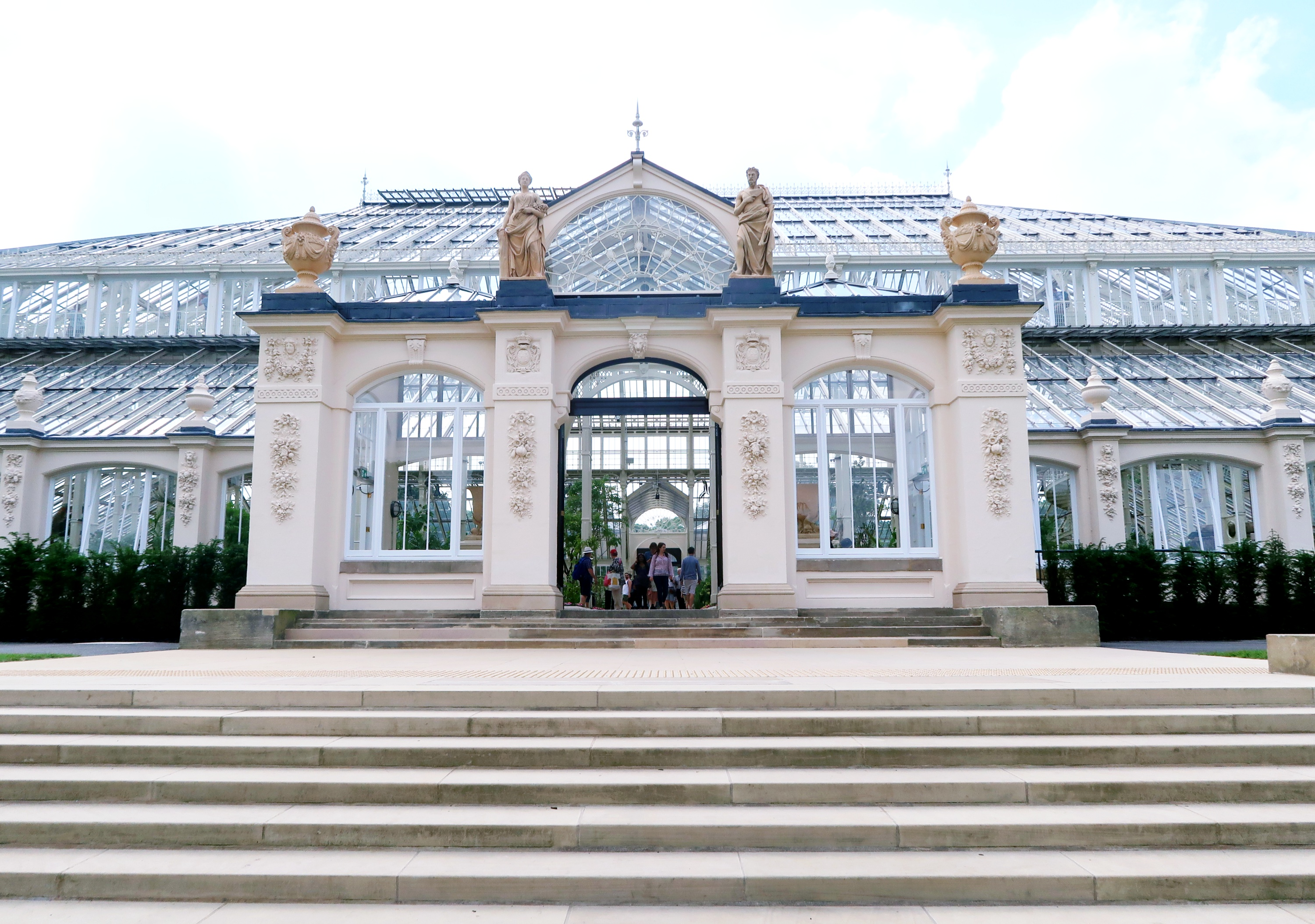 Temperate House Kew Gardens The LDN Diaries