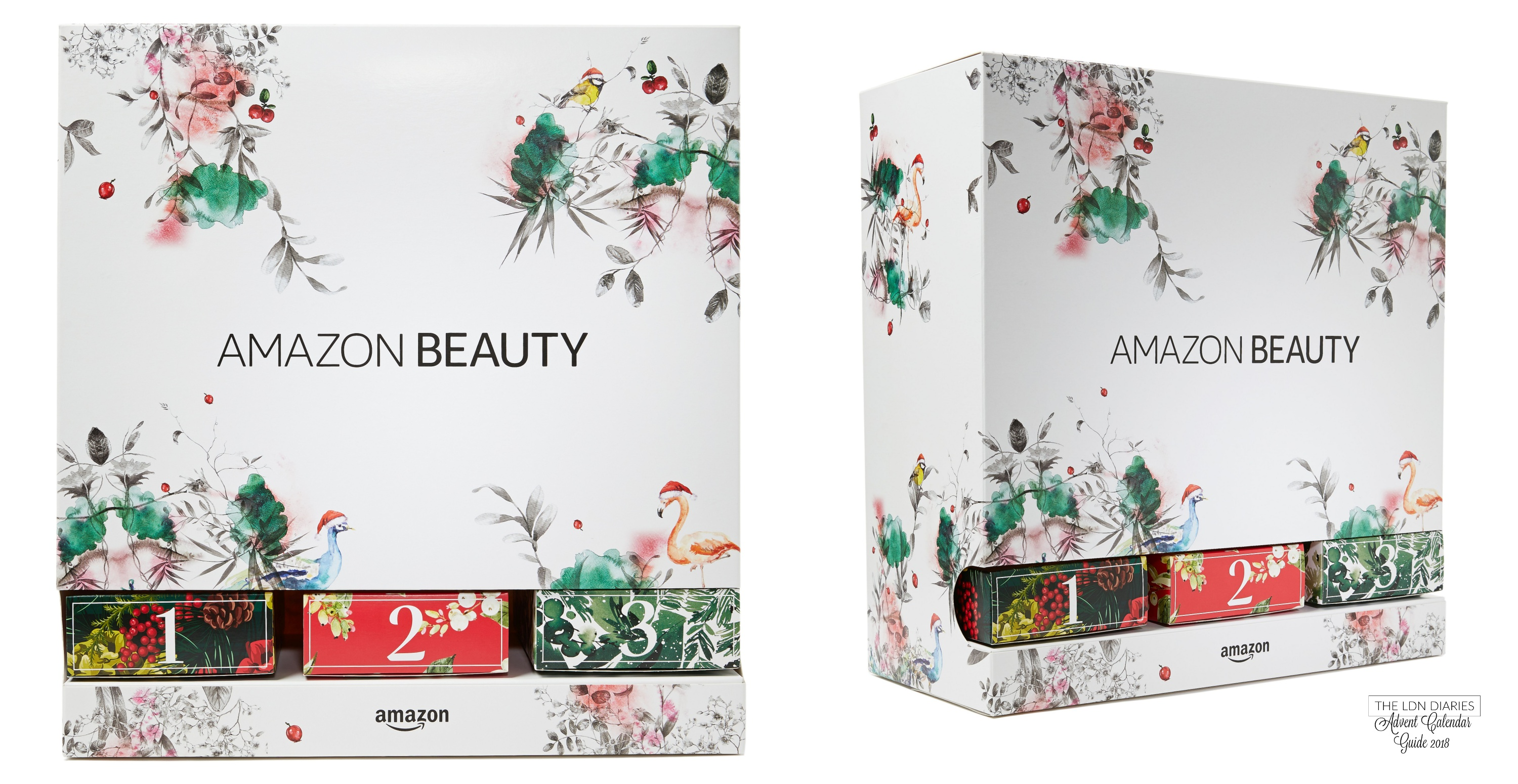 Amazon Beauty Calendar 2018 - The LDN Diaries