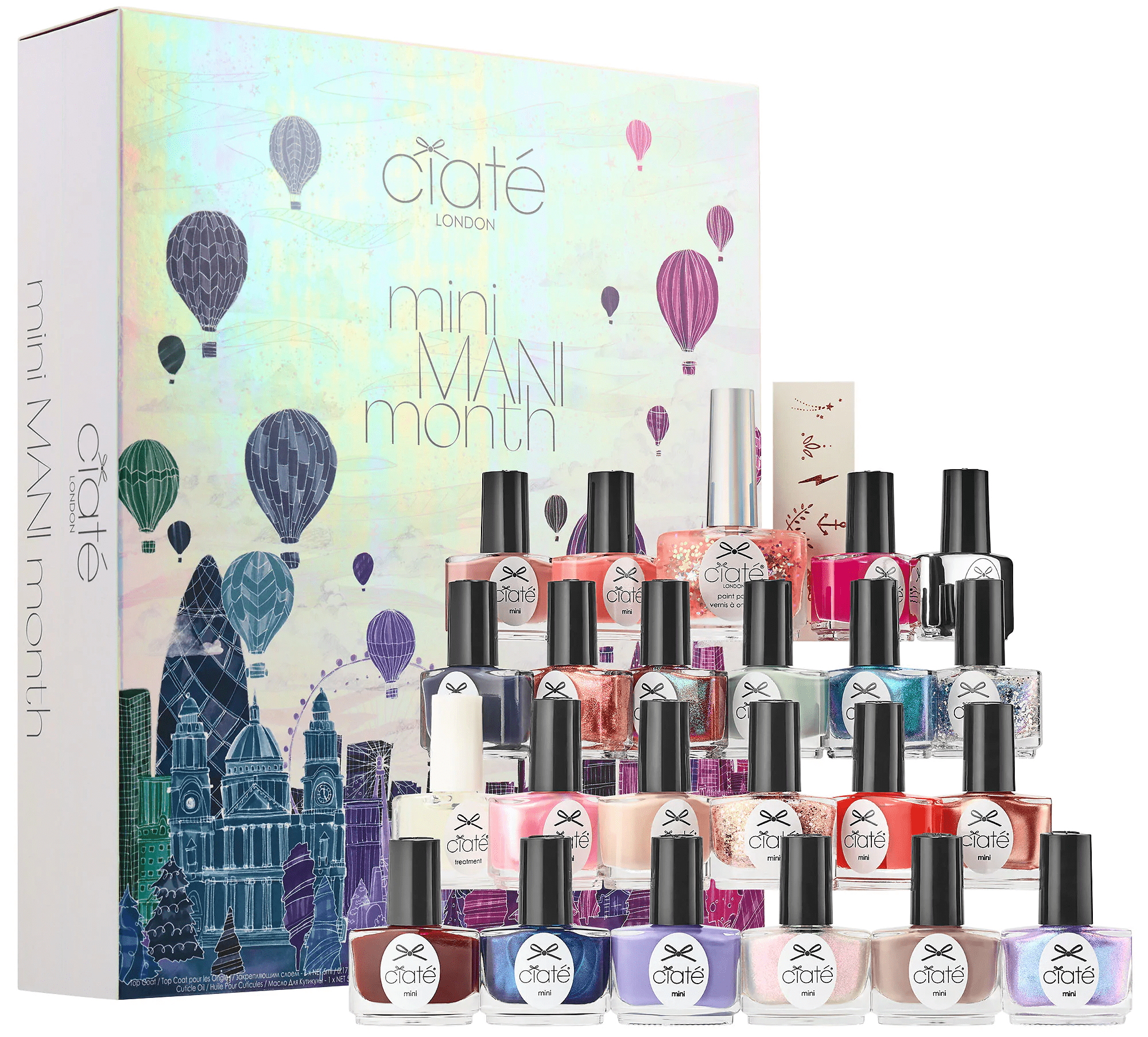 Ciate Mini Mani Month 2018 - The LDN Diaries