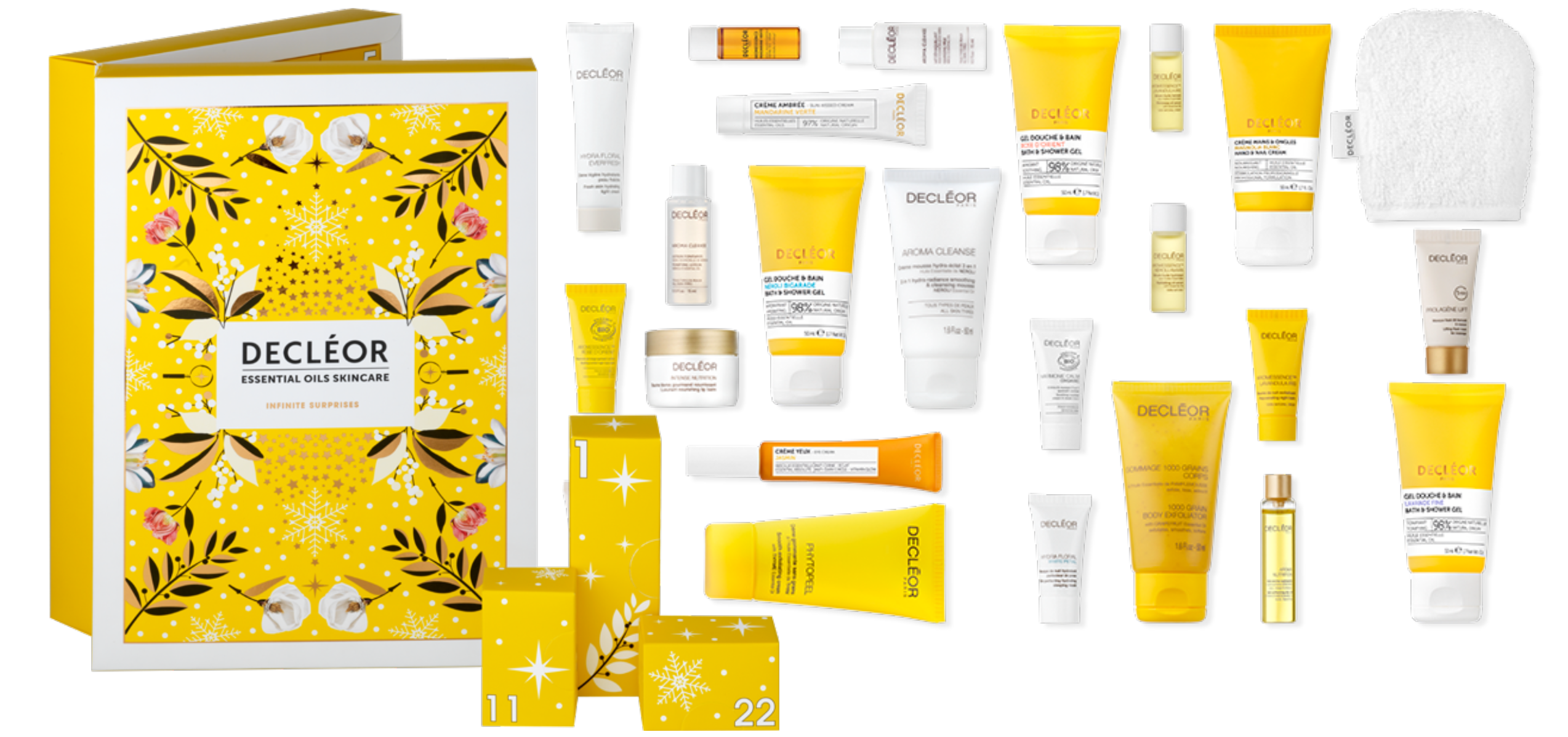 Decleor beauty advent calendar 2019 - The LDN Diaries