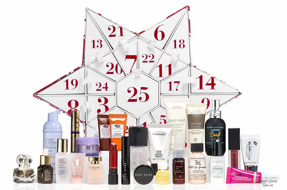 Estee Lauder Companies Advent Calendar 2018 - The LDN Diaries