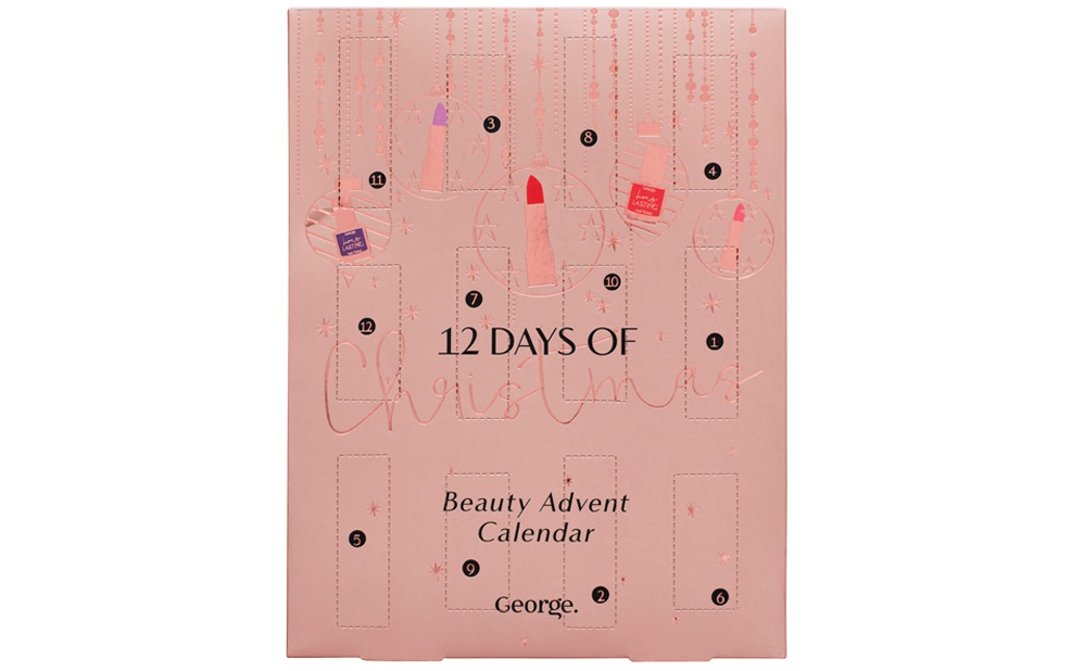 George at Asda Advent Calendar 2018 - The LDN Diaries