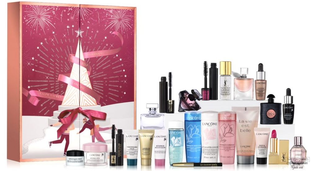 Lancome Loreal Boots Advent Calendar 2018 - The LDN Diaries