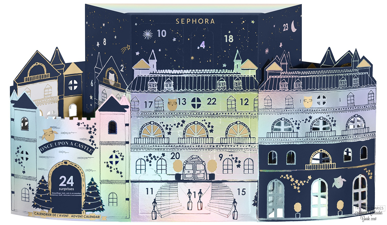 Sephora Advent Calendar 2018 - The LDN Diaries
