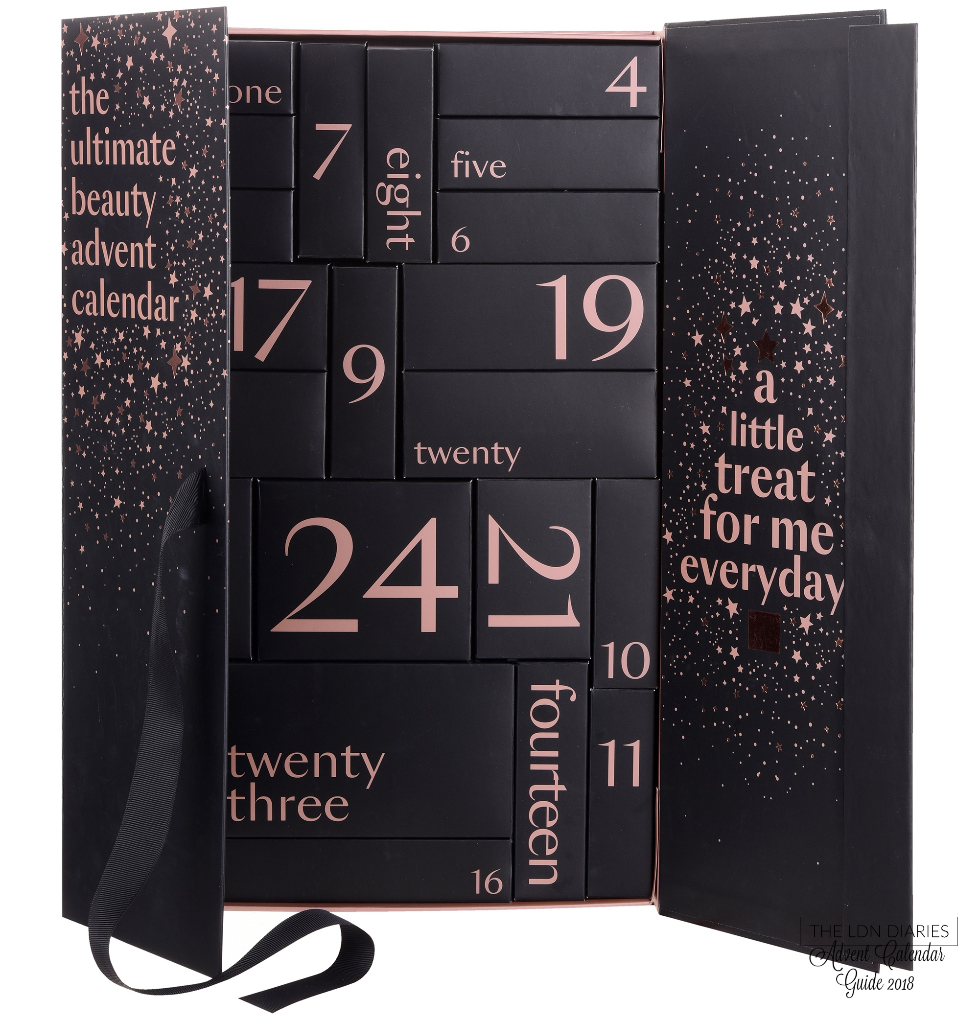 Debenhams ultimate beauty advent calendar - The LDN Diaries