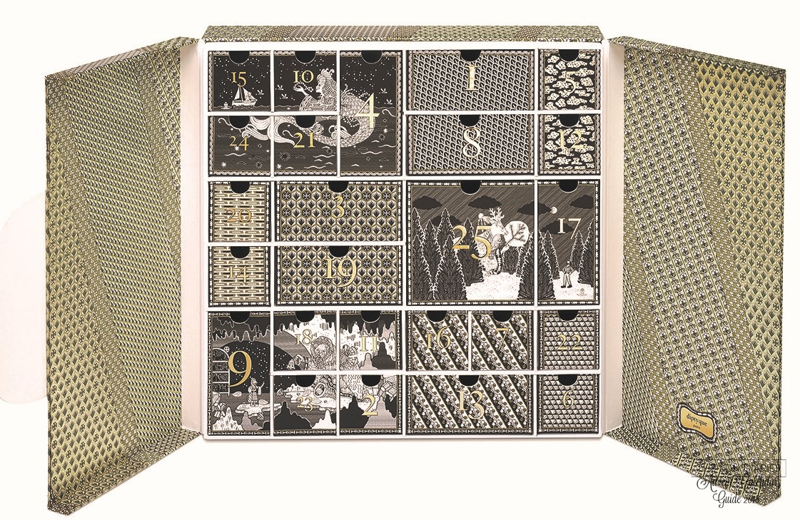 Diptyque Beauty Advent Calendar 2018 - The LDN Diaries
