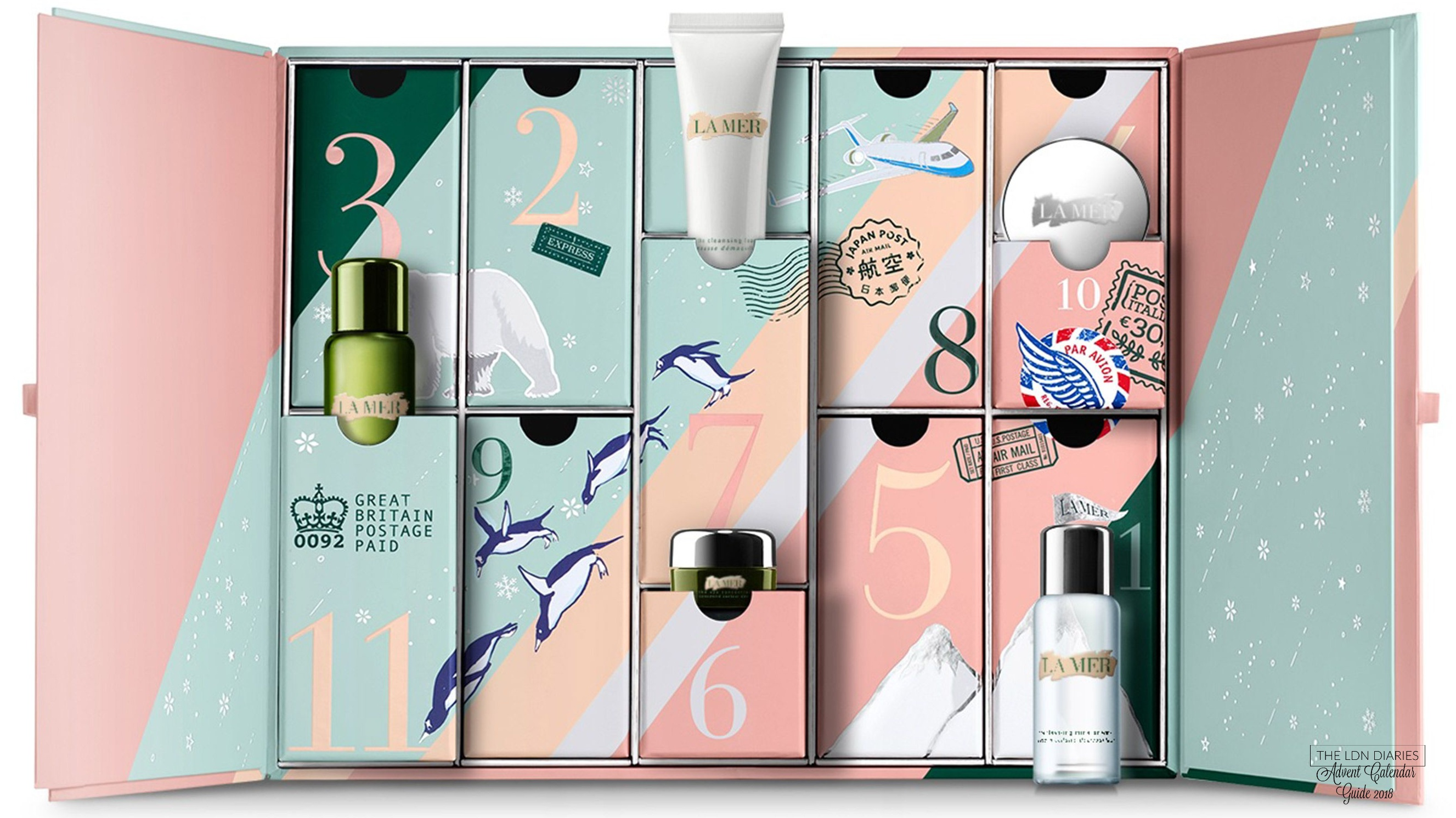 La Mer Advent Calendar 2018 - The LDN Diaries