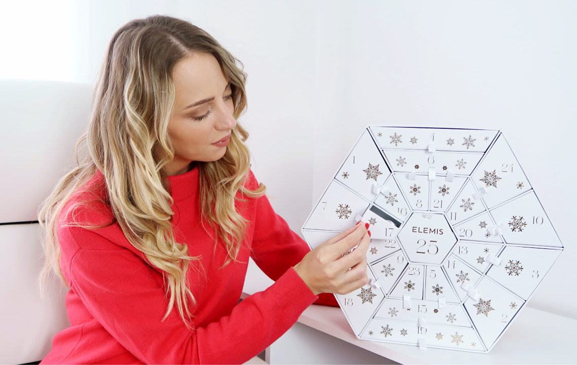 Elemis Advent Calendar 2018 - The LDN Diaries