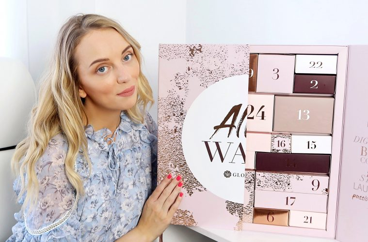 Glossybox Advent Calendar 2018 Unboxing - Paula Holmes, The LDN Diarie