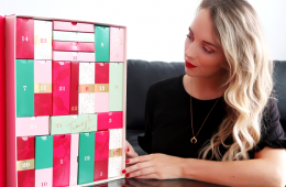 Marks & Spencer Advent Calendar Unboxing 2018 - The LDN Diaries