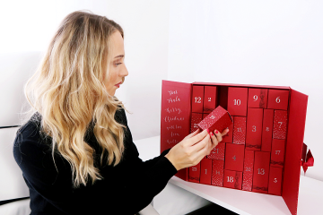 Molton Brown Advent Calendar 2018 - The LDN Diaries