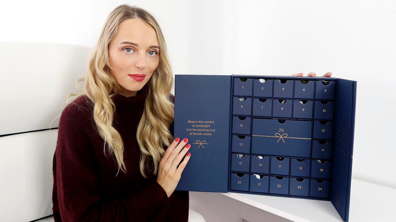 ESPA advent calendar 2018 - The LDN Diaries
