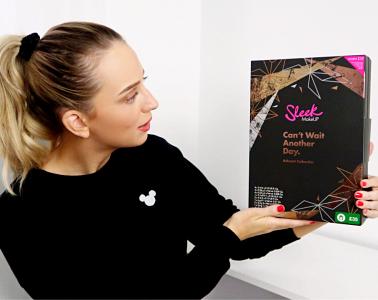 Sleek makeup advent calendar 2018 - The LDN Diaries