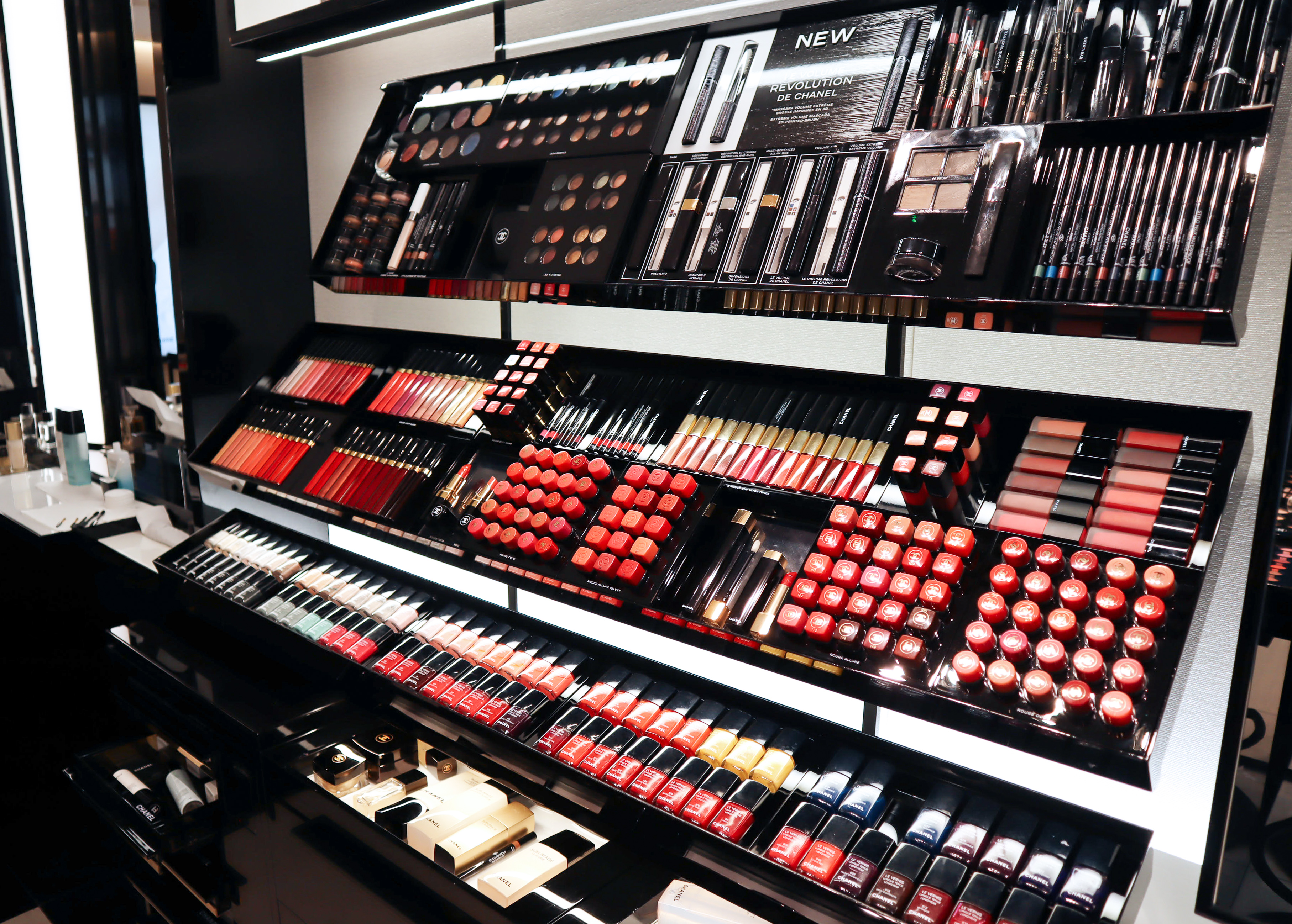 Chanel Makeup Beauty - The LDN Diaries