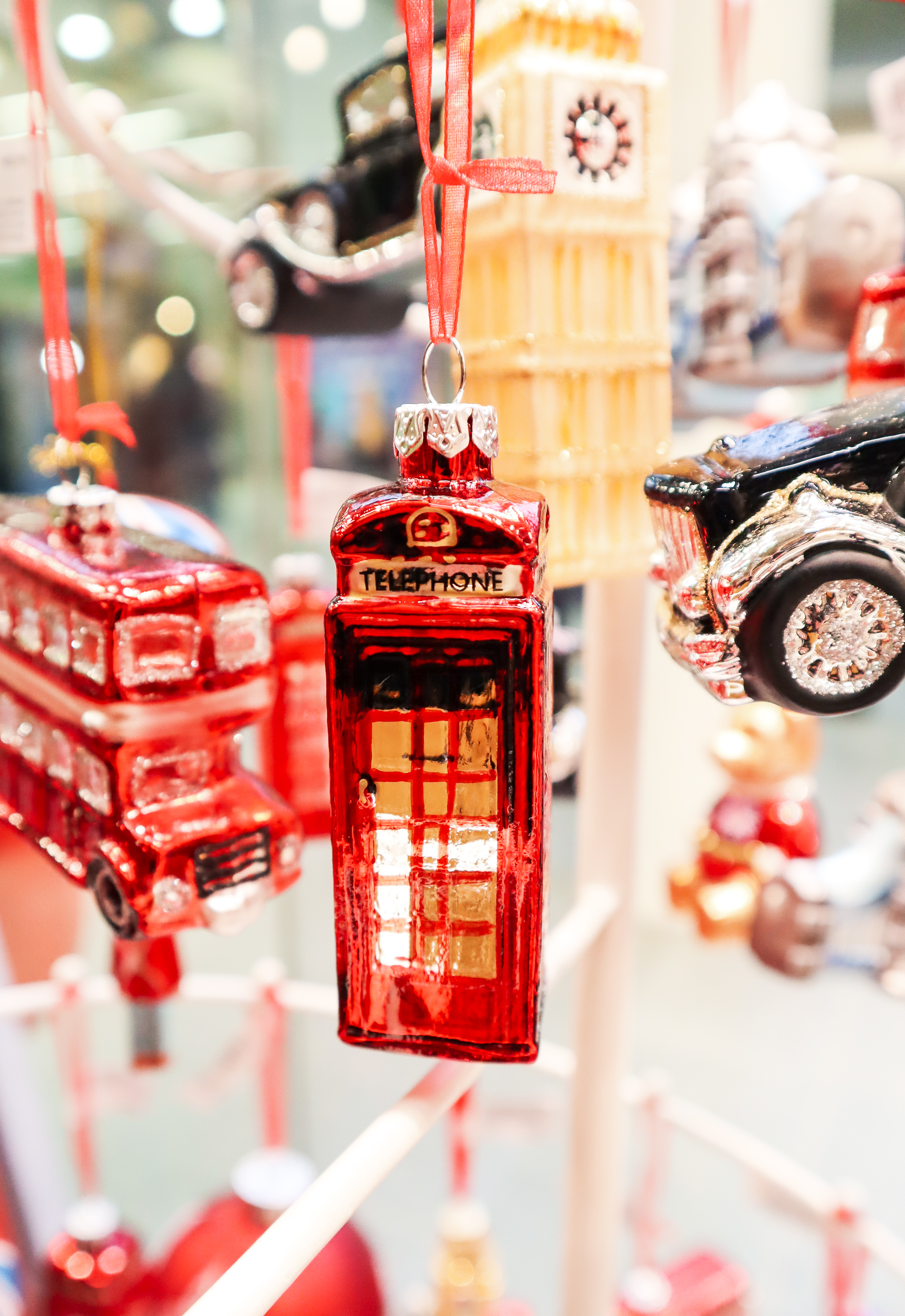 London Christmas Decoration John Lewis - The LDN Diaries