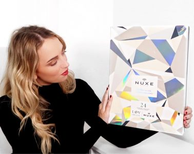 Nuxe Advent Calendar 2018 Unboxing - The LDN Diaries