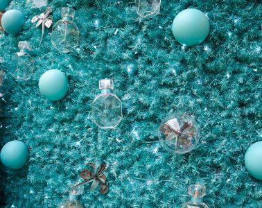Tiffany & Co Christmas Tree St Pancras International - The LDN Diaries