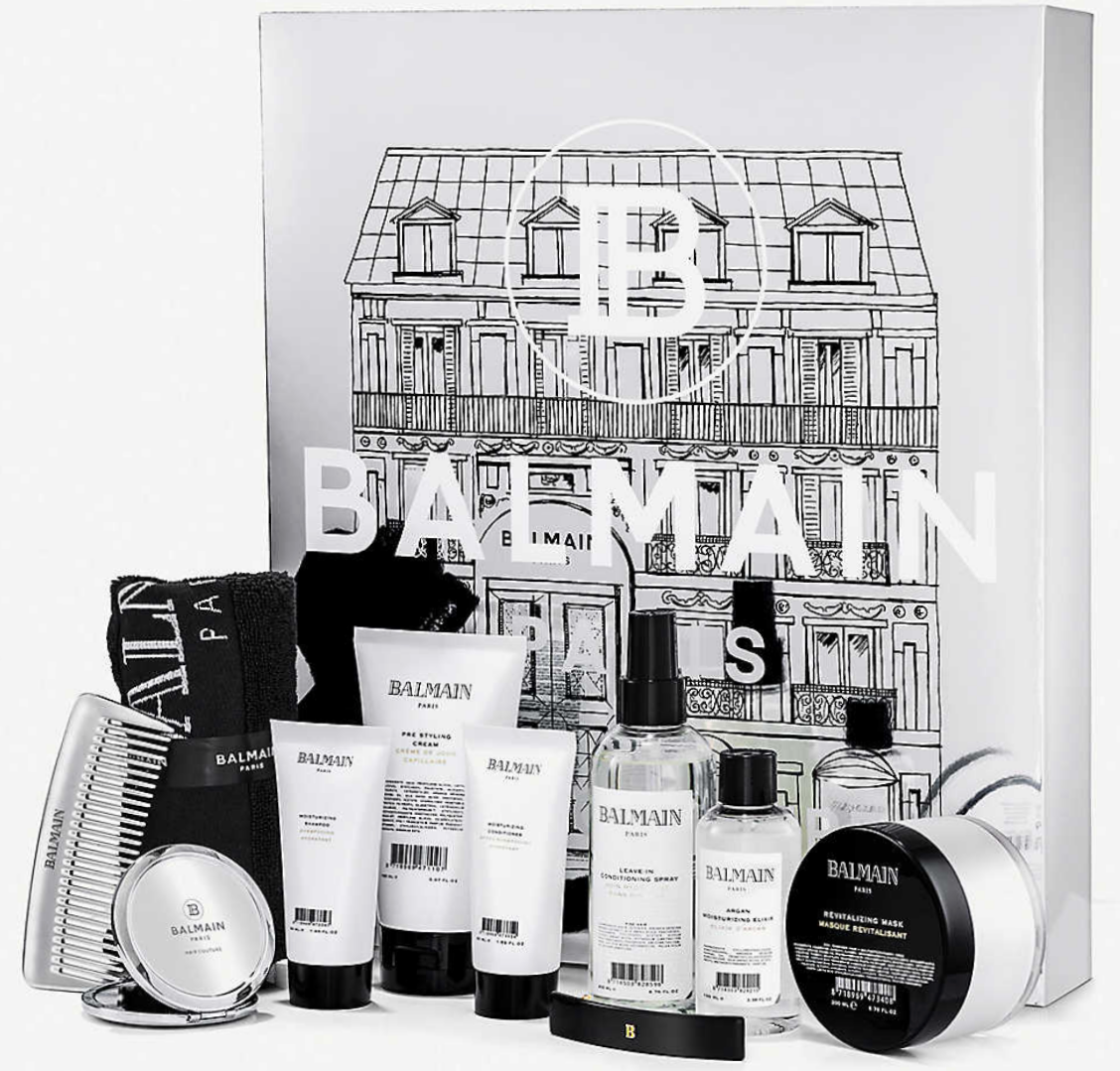 Balmain Hair Advent 2019