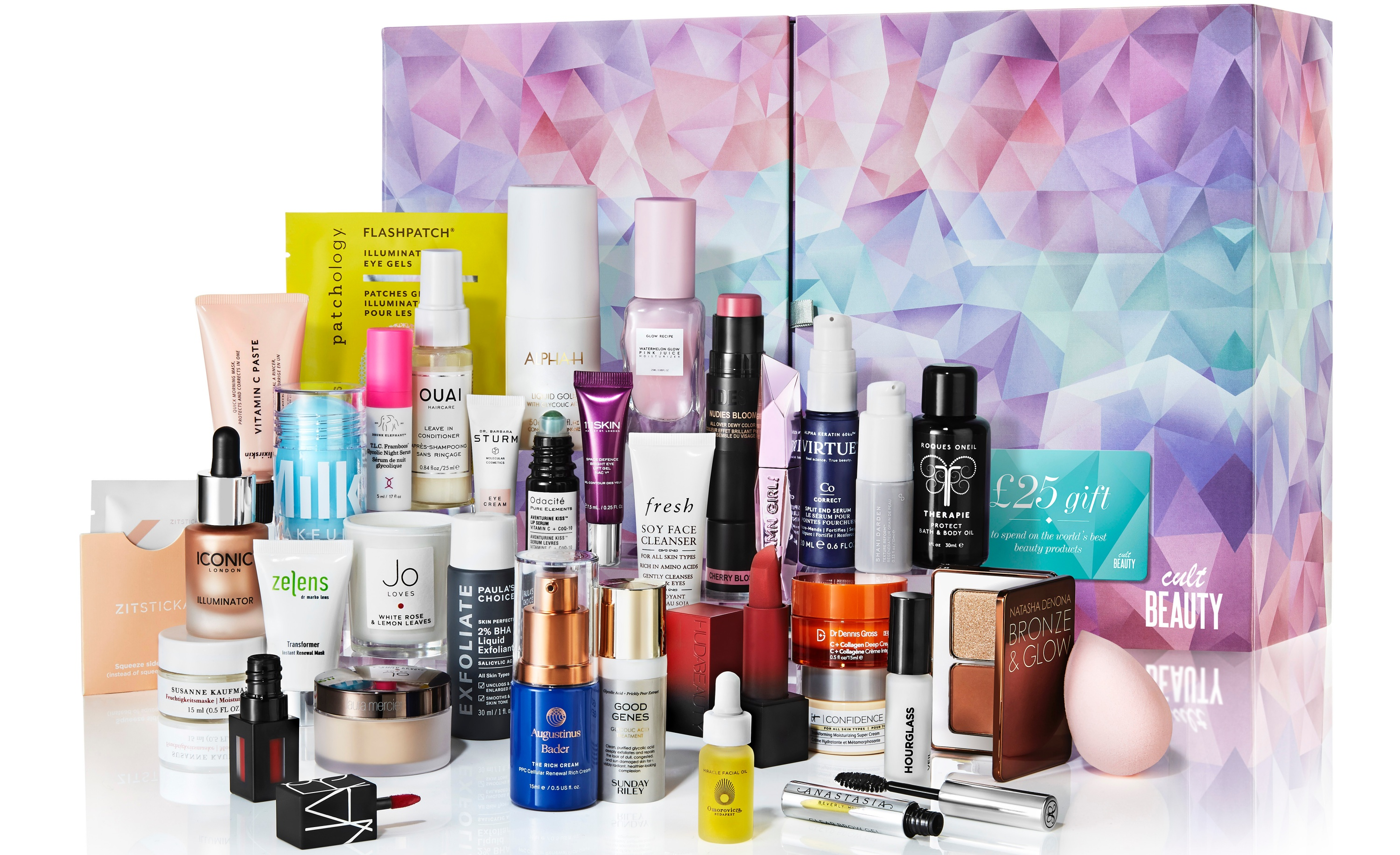 Cult Beauty Advent Calendar 2019 - The LDN Diaries