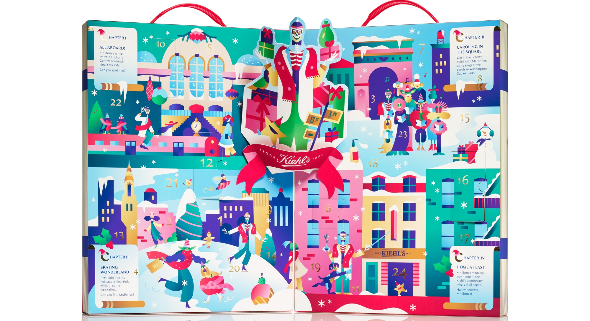 Kiehl's Advent Calendar 2019