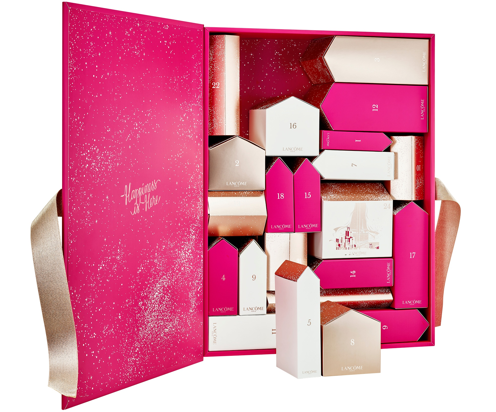 Lancome advent calendar 2019 - The LDN Diaries