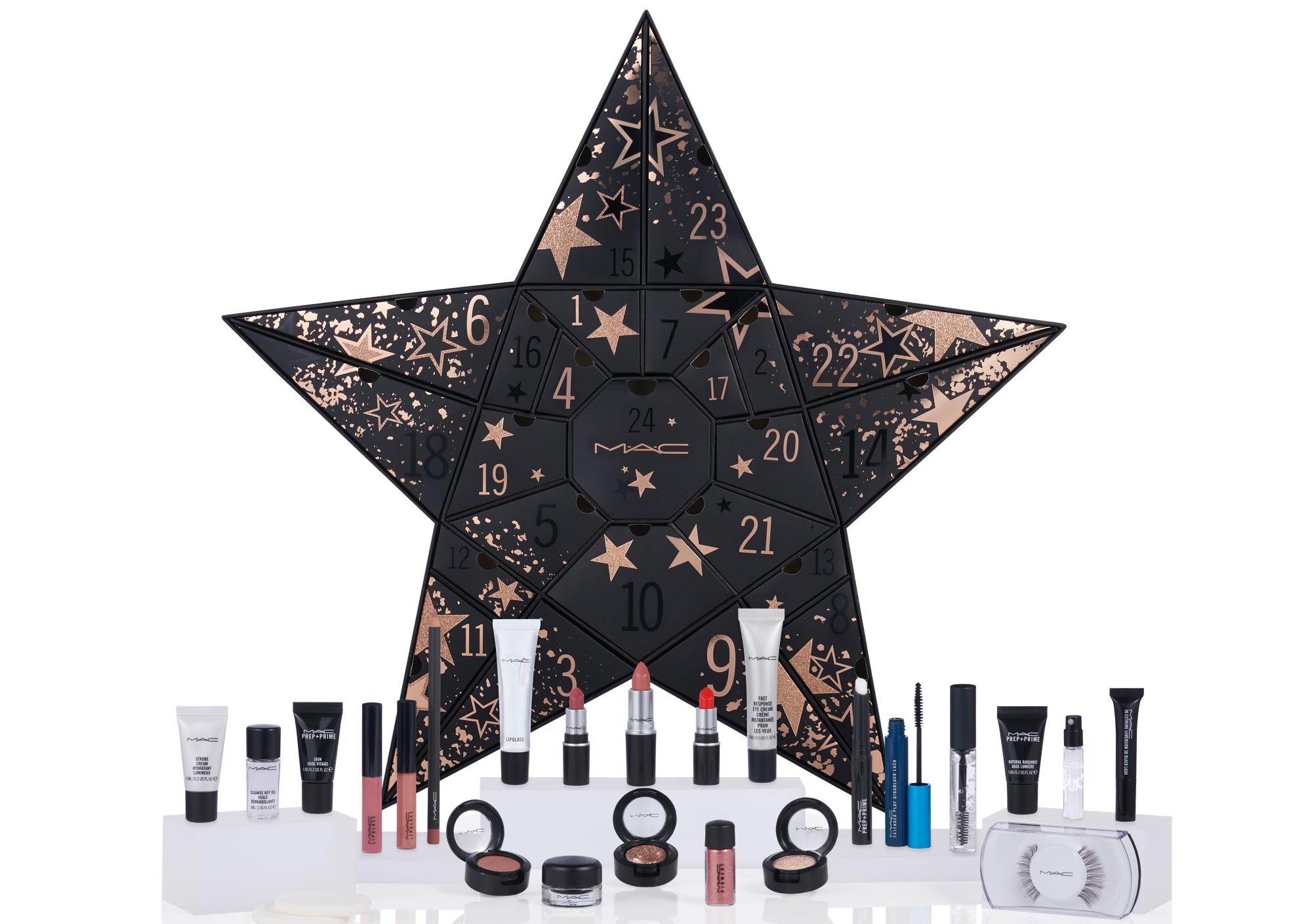 MAC Cosmetics Advent Calendar 2019 - The LDN Diaries