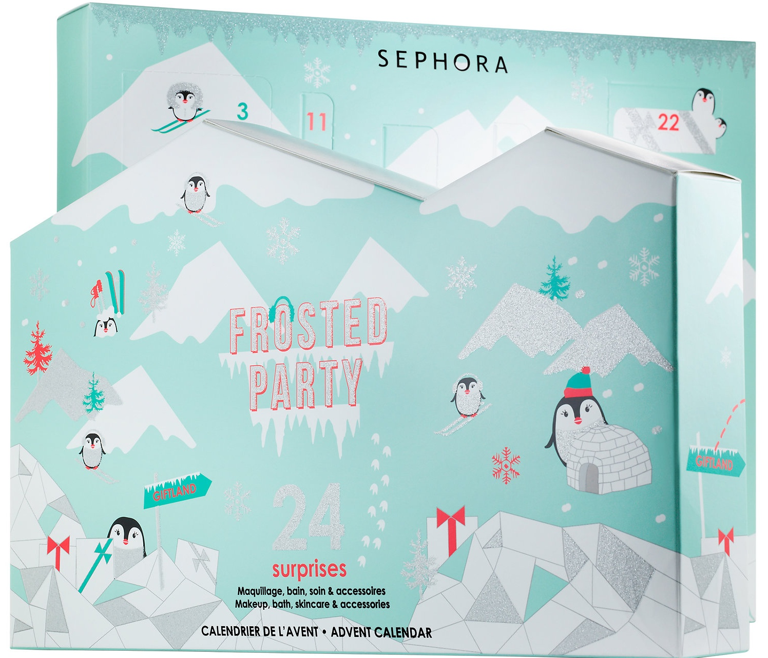 Sephora advent calendar 2019