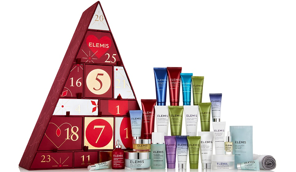 Elemis advent calendar 2019 - The LDN Diaries