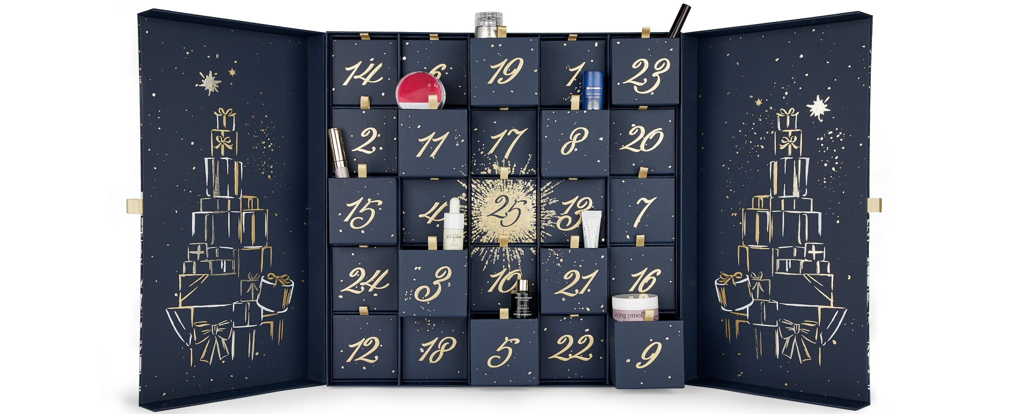 Harrods beauty advent calendar 2019 - The LDN Diaries